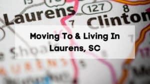 living in laurens sc